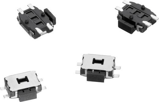 Drucktaster 12 V/DC 0.05 A 1 x Aus/(Ein) Würth Elektronik WS-TUS 436351045816 tastend 1 St.