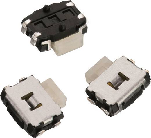 Drucktaster 12 V/DC 0.05 A 1 x Aus/(Ein) Würth Elektronik WS-TUS 436353045816 tastend 1 St.