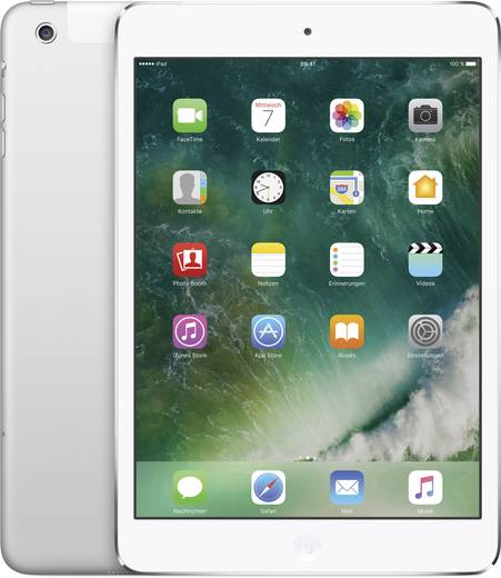 Apple iPad mini 16 GB WiFi + Cellular Silber