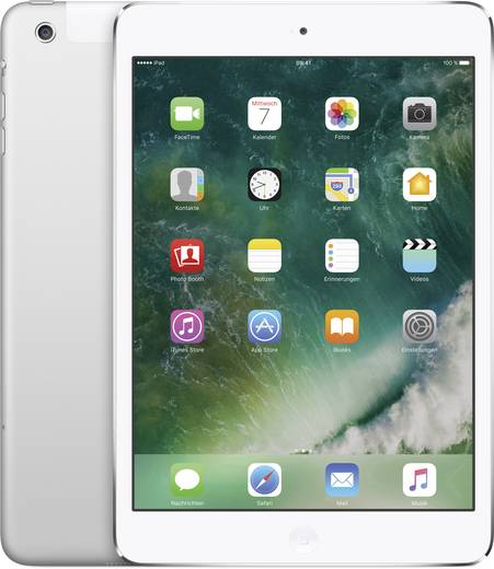 Apple iPad mini 32 GB WiFi + Cellular Silber