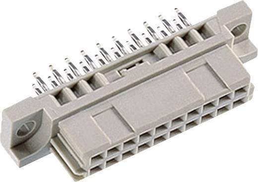 Federleiste DIN 41612 Type B/3 20F ab 4 mm straight Gesamtpolzahl 20 Anzahl Reihen 2 ept 1 St.