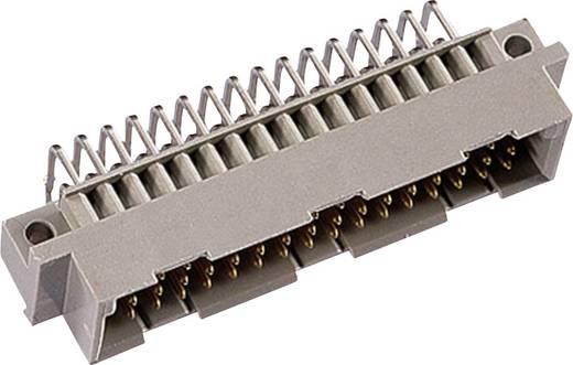 Messerleiste DIN 41612 Type C/2 48M abc 3 mm 90° Gesamtpolzahl 48 Anzahl Reihen 3 ept 1 St.