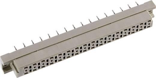 Federleiste DIN 41612 Type D32F ac straight 20 mm (1x1) Gesamtpolzahl 32 Anzahl Reihen 2 ept 1 St.
