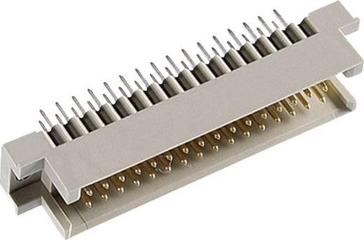 Messerleiste DIN 41612 Type R / 2 32M ac 4 mm straight Gesamtpolzahl 32 Anzahl Reihen 3 ept 1 St.