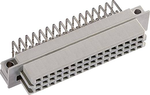 Federleiste DIN 41612 Type R/2 48F abc 3 mm 90° Gesamtpolzahl 48 Anzahl Reihen 3 ept 1 St.