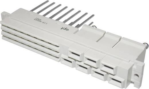 Federleiste DIN 41612 type H7 / F24F hermafrodiete ZBD 22 mm straight (1x1) Gesamtpolzahl 24 ept 1 St.