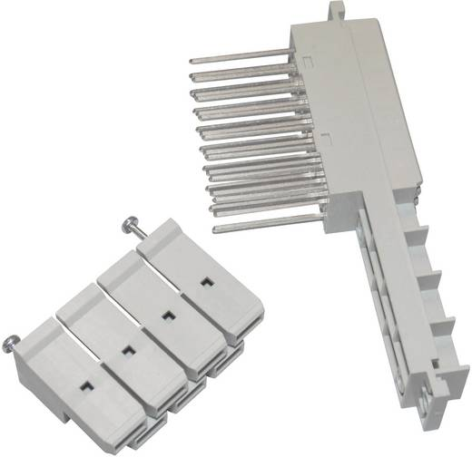 Federleiste DIN 41612 Type H7/F24F Mischpol zbd 22 mm straight (1x1) Gesamtpolzahl 24 ept 1 St.
