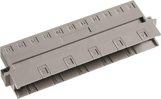 Messerleiste H11M 3.5mm DS 90 ° Ag NAG Gesamtpolzahl 11 Anzahl Reihen 1 ept 1 St.