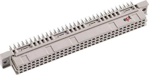 Federleiste DIN 41 612 Type C96F-FET abc 3,4 mm straight Gesamtpolzahl 96 Anzahl Reihen 3 ept 1 St.