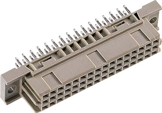 Federleiste DIN 41 612 Type C/2 48F-FET abc 13 mm straight Gesamtpolzahl 48 Anzahl Reihen 3 ept 1 St.