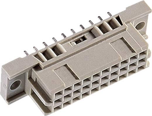 Federleiste DIN 41 612 Type C / 3 30F-FET abc straight 13mm Gesamtpolzahl 30 Anzahl Reihen 3 ept 1 St.