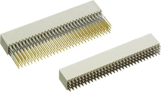 Federleiste PC104plus 2,8mm press fit 4x30pol 22mm BtB Gesamtpolzahl 120 Anzahl Reihen 4 ept 1 St.