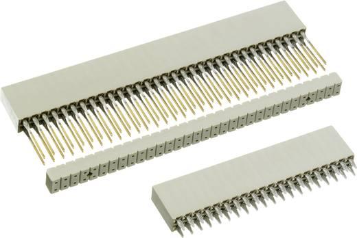 Federleiste PC104 40-pens indrukbaar 12,2 mm Gesamtpolzahl 20 Anzahl Reihen 2 ept 1 St.