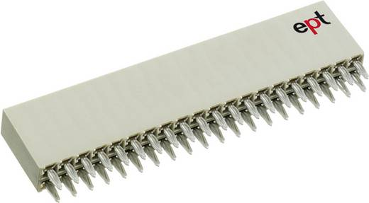 Federleiste PC104 64pin soldeer 3.4mm Gesamtpolzahl 32 Anzahl Reihen 2 ept 1 St.