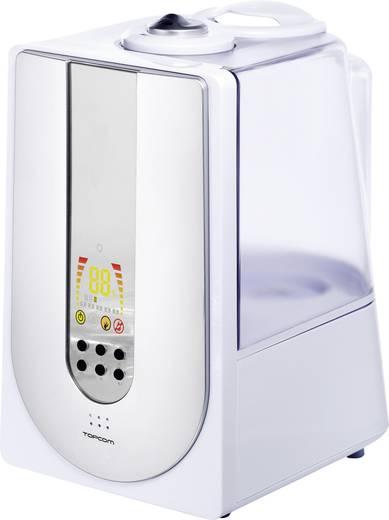 Warmluftbefeuchter 25 m² 130 W Weiß Topcom LF-4705