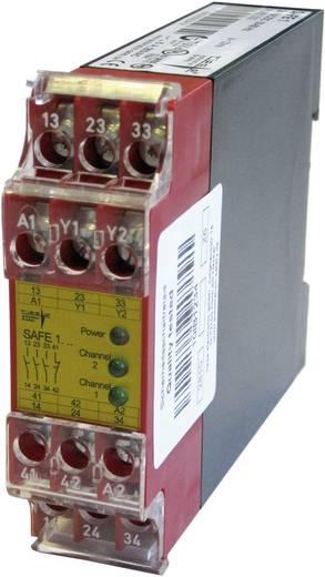 1 St. SAFE 1 Riese Betriebsspannung: 24 V/DC, 24 V/AC 3 Schließer, 1 Öffner