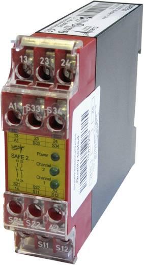 1 St. SAFE 2 Riese Betriebsspannung: 24 V/DC, 24 V/AC 2 Schließer