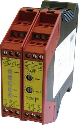 1 St. SAFE TR Riese Betriebsspannung: 24 V/DC, 24 V/AC 2 Schließer, 1 Öffner