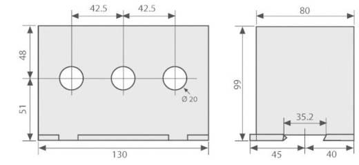 Motorschutzrelais 1 Schließer, 1 Öffner 1 St. Fanox GL200