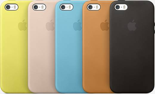 iPhone Backcover Apple Case Passend für: Apple iPhone 5, Apple iPhone 5S, Apple iPhone SE, Schwarz