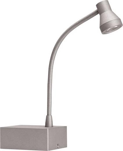LED-Wandstrahler 3 W Warm-Weiß Thorn 96107867 Grau