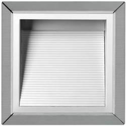 Spot LED encastrable LED intégrée Thorn Asym 96107419 blanc chaud 1.6 W gris
