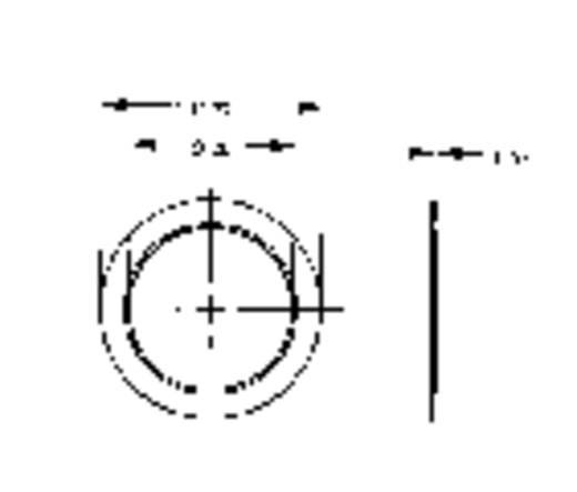 Piezokeramisches Element EPZ Serie - 4400 ± 500 Hz Inhalt: 1 St.