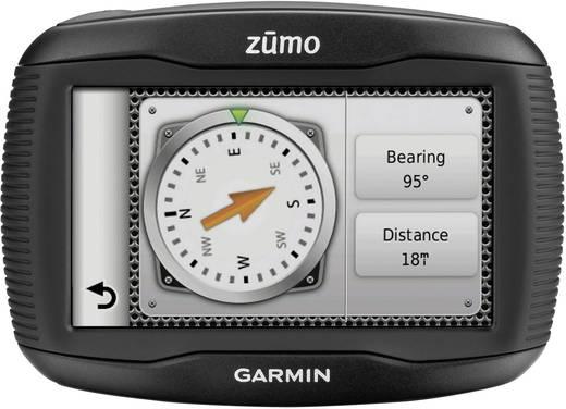 Garmin Zumo 390LM Motorrad-Navi 10.9 cm 4.3 Zoll Europa