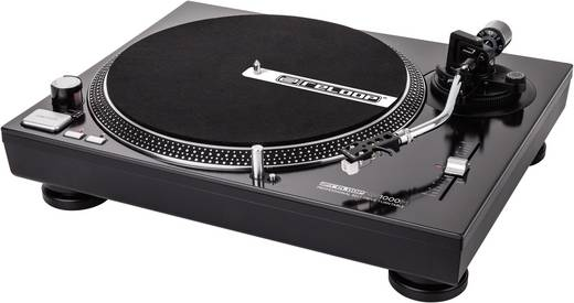 DJ Plattenspieler Reloop RP-1000M Riemenantrieb