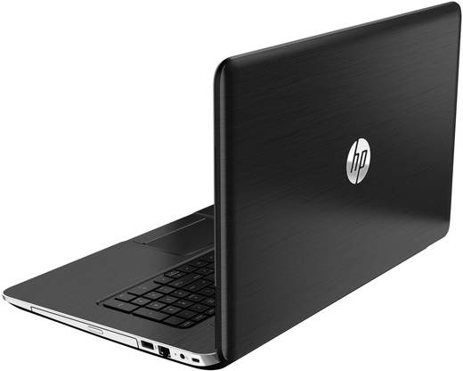 hp 43 9 cm 17 3 zoll notebook amd 4 gb 500 gb intel hd. Black Bedroom Furniture Sets. Home Design Ideas