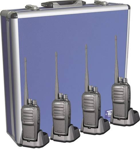 Freenet-Handfunkgerät Team Electronic TeCom-SL PR8572 4er Set