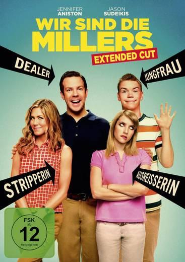 DVD Wir sind die Millers FSK: 12