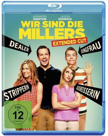 blu-ray Wir sind die Millers FSK: 12