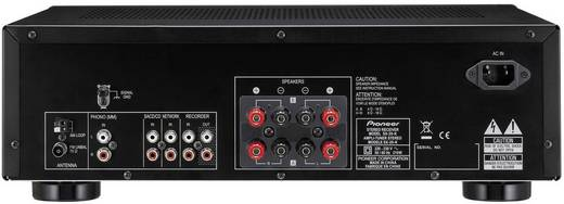 Stereo Receiver Pioneer SX-20 2x100 W Schwarz
