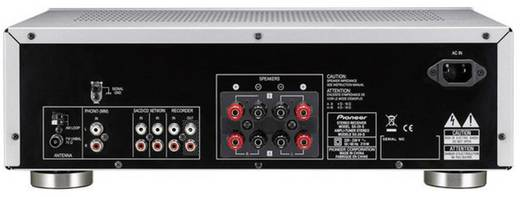 Stereo Receiver Pioneer SX-20-S 2x100 W Silber