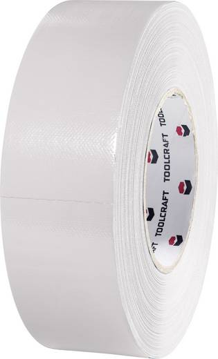 Panzertape 80S1250500 Silber (L x B) 50 m x 50 mm TOOLCRAFT 80S1250500 1 Rolle(n)