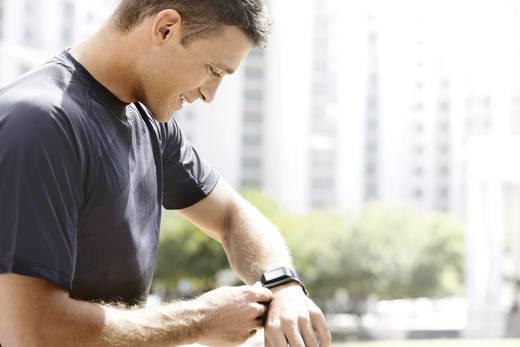 Runner GPS-Sportuhr Dunkelgrau