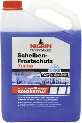 Nigrin Scheiben-Frostschutz Turbo -60°C 73153 3 l