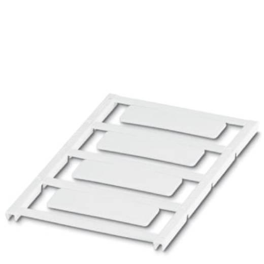 Gerätemarkierung Montage-Art: aufkleben Beschriftungsfläche: 49 x 15 mm Passend für Serie Universaleinsatz Weiß Phoenix