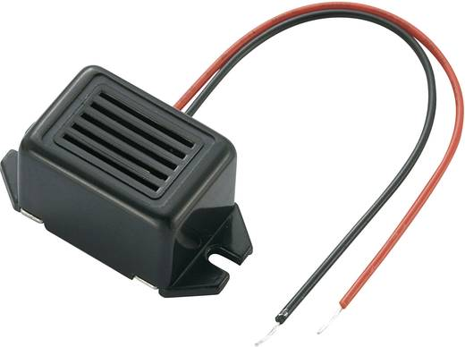 Miniatur Summer Geräusch-Entwicklung: 70 dB Spannung: 4.5 V Dauerton KEPO KPMB-G2345L1-K6440 1 St.