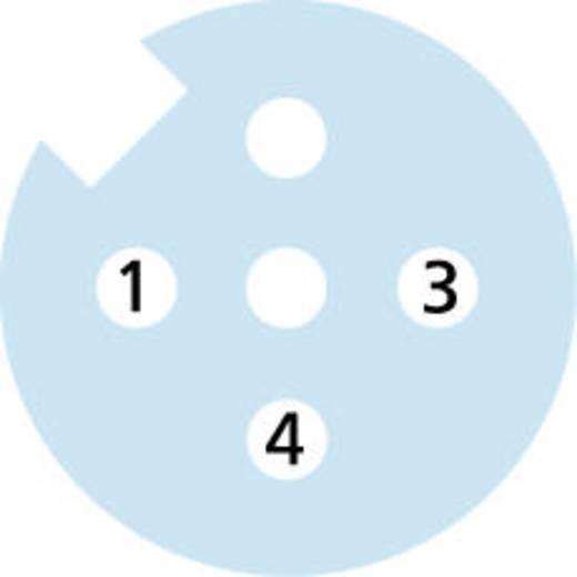 "M12 Sensor-/Aktor-Kabel ""base line"" Pole: 3 BL-WAK3-5/P00 Escha Inhalt: 1 St."