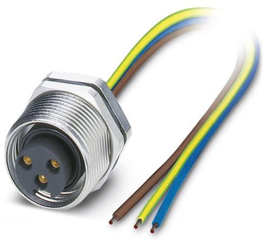 "Sensor-/Aktor-Einbausteckverbinder 7/8"" Buchse, Einbau Polzahl (RJ): 3 Phoenix Contact 1453782 SACC-DSI-MINFS-3CON-M26/"