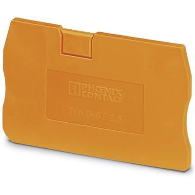 D-ST 2,5 OG - Abschlussdeckel D-ST 2,5 OG Phoenix Contact Inhalt: 50 St. Preisvergleich