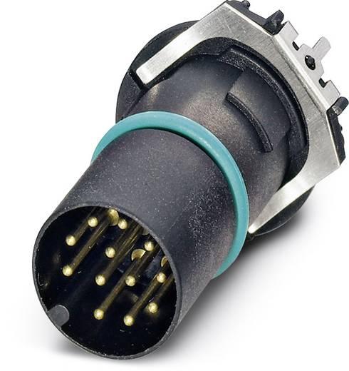 Sensor-/Aktor-Einbausteckverbinder M12 Kontaktträger Polzahl: 12 Phoenix Contact 1457584 SACC-CI-M12MS-12CON-SH TOR 32