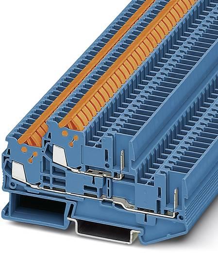 QTTCB 1,5/ 2P BU - Doppelstock-Klemme QTTCB 1,5/ 2P BU Phoenix Contact Blau Inhalt: 50 St.