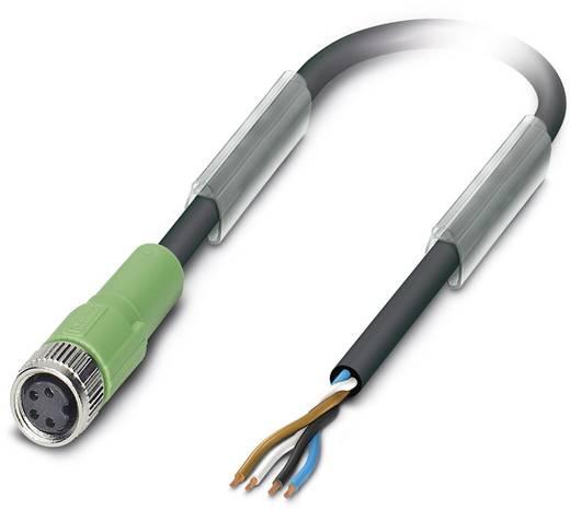 Sensor-/Aktor-Steckverbinder, konfektioniert M8 Stecker, gerade, Buchse, gerade 5 m Polzahl (RJ): 4 Phoenix Contact 1564