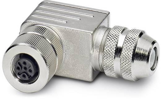 Sensor-/Aktor-Steckverbinder, unkonfektioniert M12 Buchse, gewinkelt Polzahl: 5 Phoenix Contact 1430433 SACC-M12FR-5CON