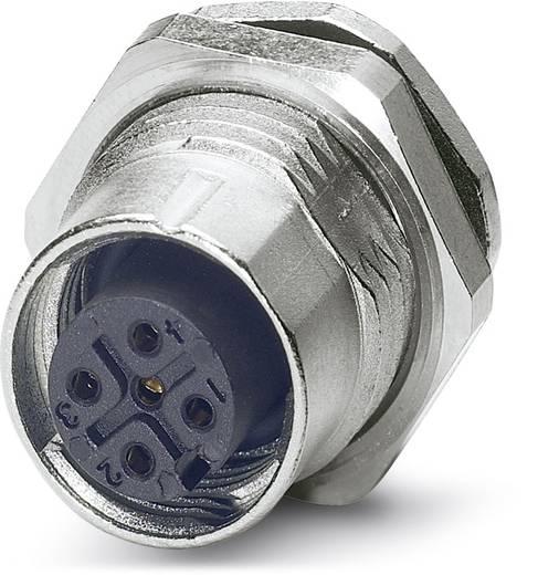 Sensor-/Aktor-Einbausteckverbinder M12 Buchse, Einbau Polzahl (RJ): 5 Phoenix Contact 1441891 SACC-DSI-M12FS-5CON-M16 S