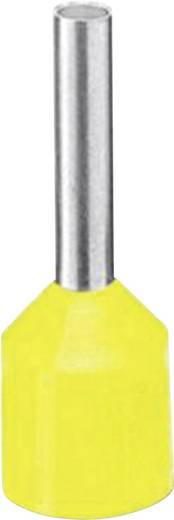 Aderendhülse 1 x 6 mm² x 12 mm Teilisoliert Gelb Phoenix Contact 3201945 100 St.