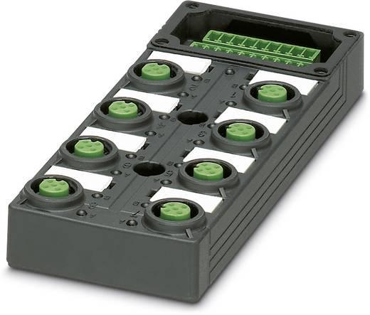 Sensor/Aktorbox passiv M12-Verteiler mit Kunststoffgewinde SACB-8/16-L-C GG SCO P 1452916 Phoenix Contact 1 St.